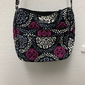 Vera Bradley Carry All Crossbody. NWOT